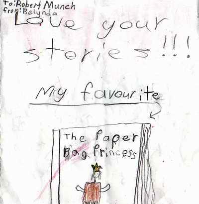 Belynda's Note