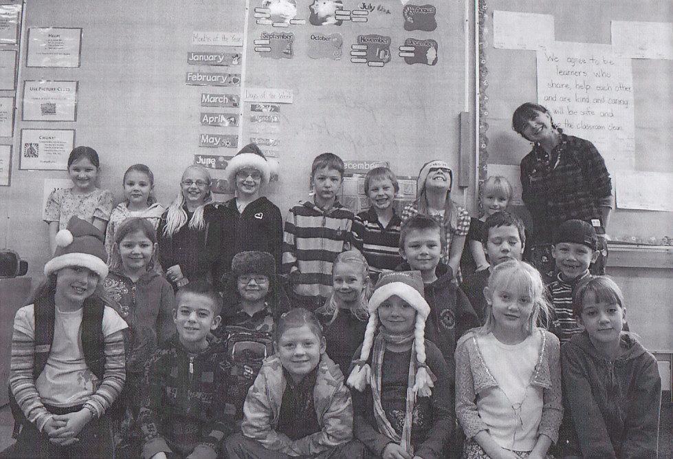 Grade 2, Prespatou, BC