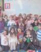 Grade 1 Kids, Winnipeg, Manitoba