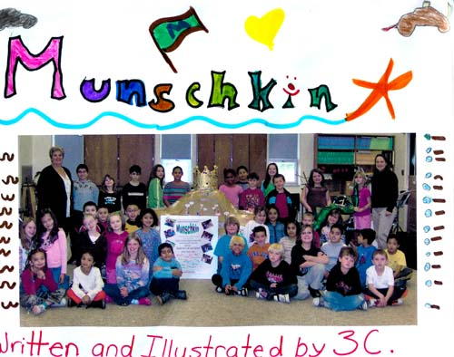 The Munschkin Car