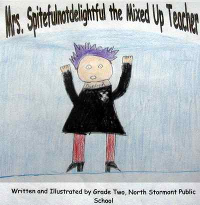 Mrs. SpitefulNotDelightful The Mixed Up Teacher