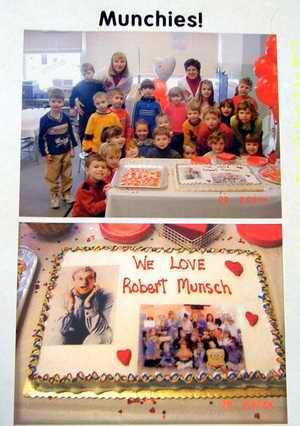 Munch With Munsch