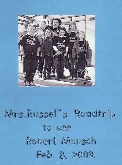Mrs. Russell's Trip