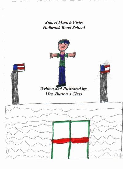 Robert Munsch Visits Holbrook Road School