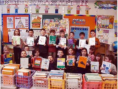 Grade 2 Kids, Selkirk, NY
