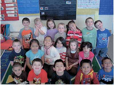 Kindergarten, Worland, WY