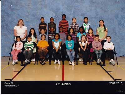 Grade 2, Brampton, Ontario