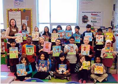 Grade 3/4 Kids, Whitby, Ontario