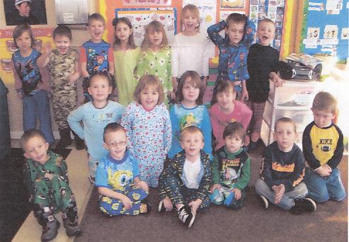 Kids in Garrett, Indiana